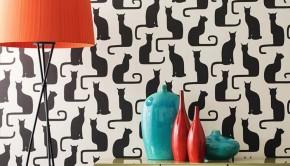 papel de parede gatos